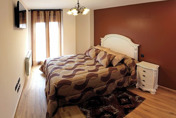 Apartamento Calleja: Dormitorio de matrimonio.