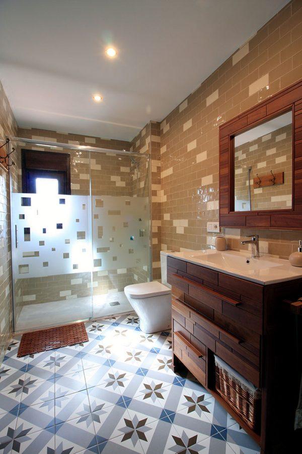 Apartamento Canela: Cuarto de baño.