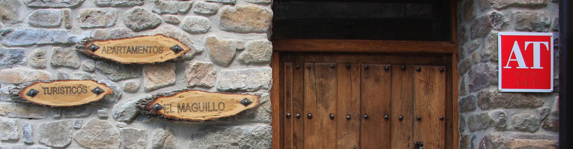 Apartamentos turísticos El Maguillo. Jalón de Cameros, La Rioja