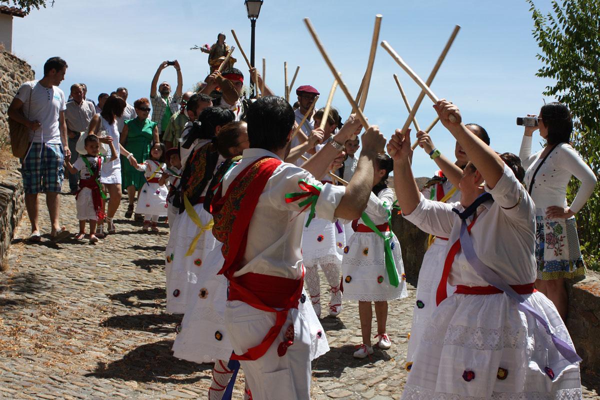 Fiestas de Jalón de Cameros.