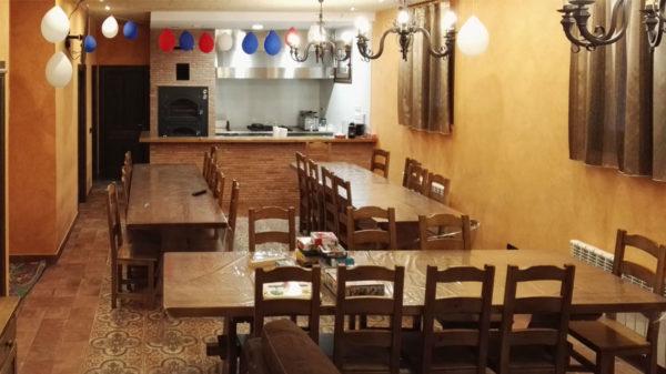 Casa completa: Celebraciones en el salón-asador