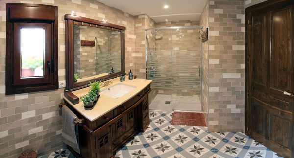 Apartamento Calleja: Cuarto de baño.
